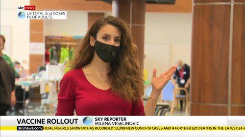 Milena Vesekinovic - Sky News Reporter (6)
