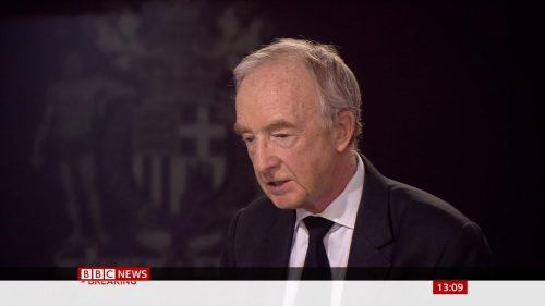 Prince Philip Dies - BBC News Coverage (12)