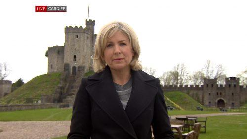Prince Philip Dies - BBC News Coverage (3)
