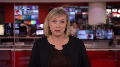 Prince Philip Dies - BBC News Coverage (4)