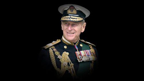 Prince Philip Dies - BBC News Coverage (6)