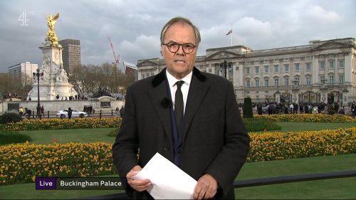 Prince Philip Dies - Channel 4 News (2)