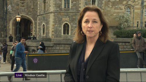Prince Philip Dies - Channel 4 News (4)