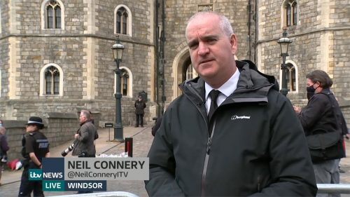 Prince Philip Dies - ITV News Coverage (1)