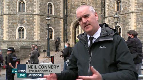 Prince Philip Dies - ITV News Coverage (2)