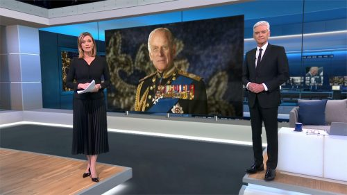 Prince Philip Dies - ITV Special Programme at 9pm (2)