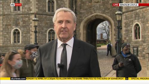 Prince Philip Dies - Sky News (1)