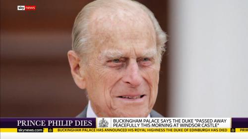 Prince Philip Dies - Sky News (12)