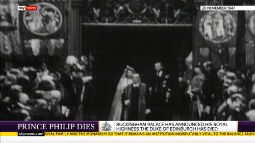 Prince Philip Dies - Sky News (13)