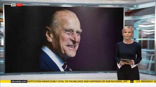 Prince Philip Dies - Sky News (5)