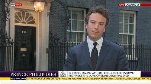 Prince Philip Dies - Sky News (7)