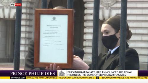 Prince Philip Dies - Sky News (8)