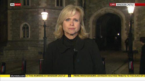 Prince Philip Dies - Sky News Coverage (1)