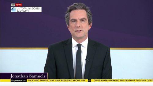 Prince Philip Dies - Sky News Coverage (12)