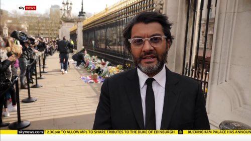 Prince Philip Dies - Sky News Coverage (2)