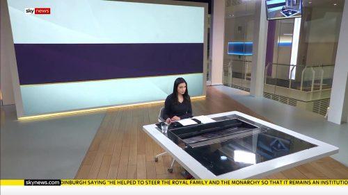 Prince Philip Dies - Sky News Coverage (4)