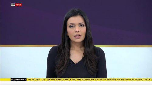 Prince Philip Dies - Sky News Coverage (5)