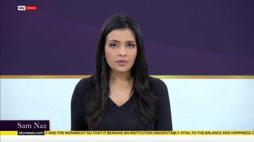 Prince Philip Dies - Sky News Coverage (6)