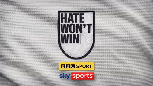 BBC and Sky Sports - Hate Won't Win (14)