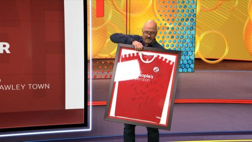 Dan Walker Leaves BBC Football Focus - Best Bits (1)