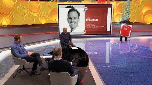 Dan Walker Leaves BBC Football Focus - Best Bits (3)