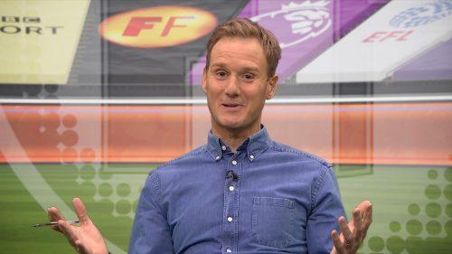 Dan Walker Leaves BBC Football Focus - Best Bits (4)