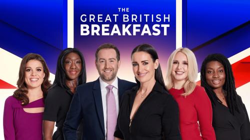 GB News - The Great British Breakfast