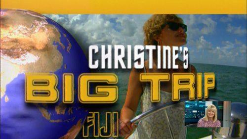 Christine Talbot Leaves ITV Calendar - Best Bits (11)
