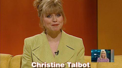 Christine Talbot Leaves ITV Calendar - Best Bits (24)