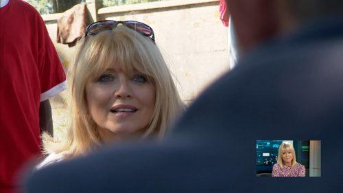 Christine Talbot Leaves ITV Calendar - Best Bits (44)