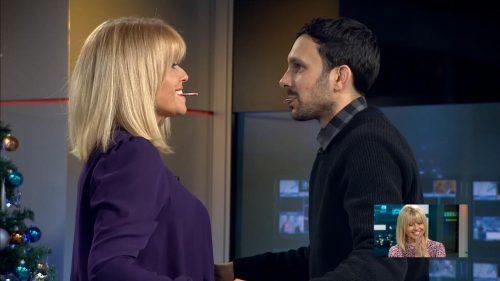 Christine Talbot Leaves ITV Calendar - Best Bits (56)