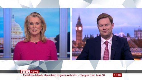 Katty Kay leaves BBC News - Best Bits (10)