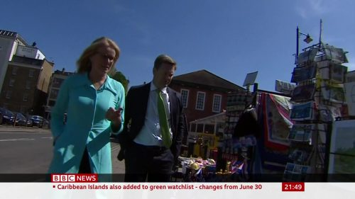 Katty Kay leaves BBC News - Best Bits (12)