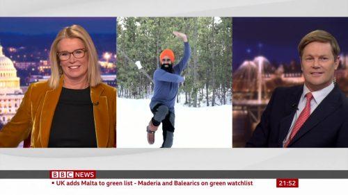 Katty Kay leaves BBC News - Best Bits (18)