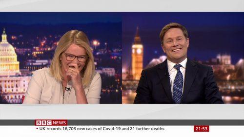 Katty Kay leaves BBC News - Best Bits (19)