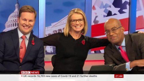 Katty Kay leaves BBC News - Best Bits (3)