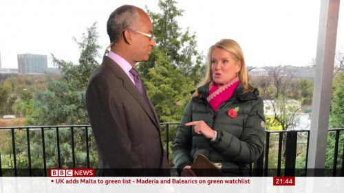 Katty Kay leaves BBC News - Best Bits (4)