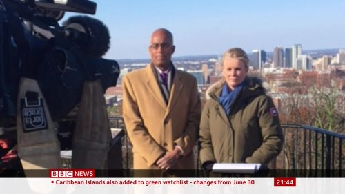 Katty Kay leaves BBC News - Best Bits (5)