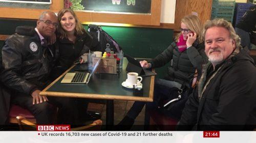 Katty Kay leaves BBC News - Best Bits (6)