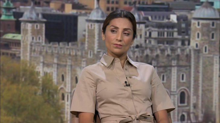 Nadia Nadim - ITV Sport - Euro 2020