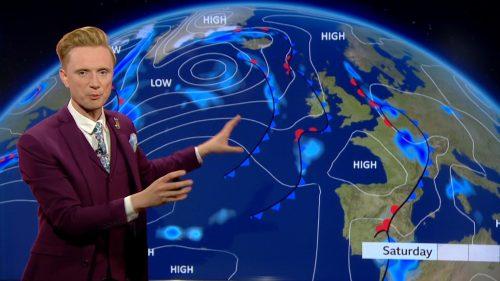 Owain Wyn Evans - BBC Weather Presenter (1)