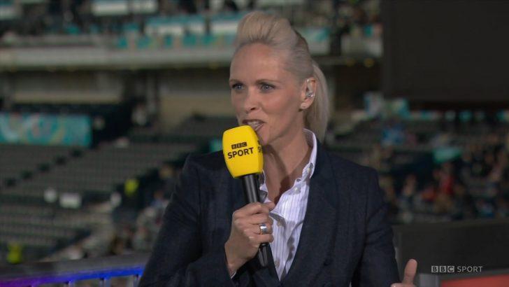 Shelley Kerr - Euro 2020 - BBC Team (2)