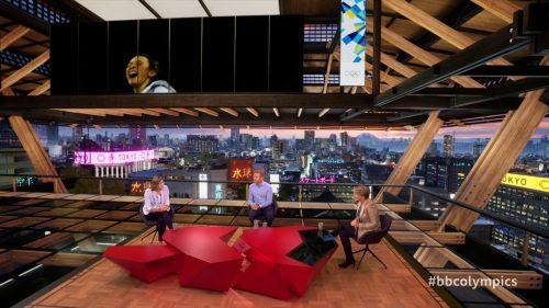 Tokyo 2020 - BBC Studio (14)