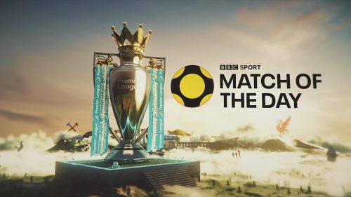 BBC - Match of the Day 2021