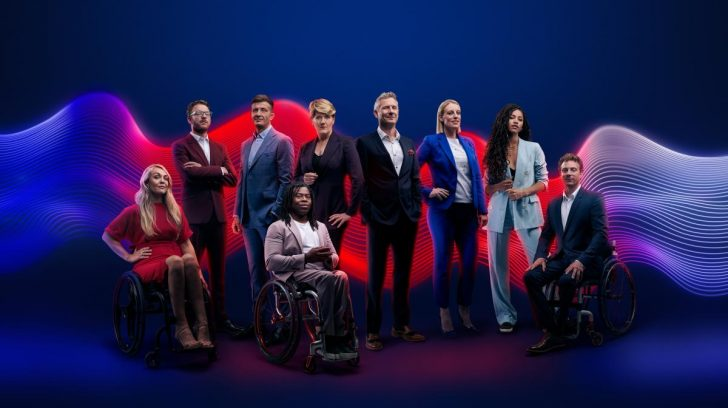 Channel 4 Paralympics 2020