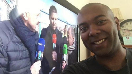 Seb Hutchinson - Sky Sports