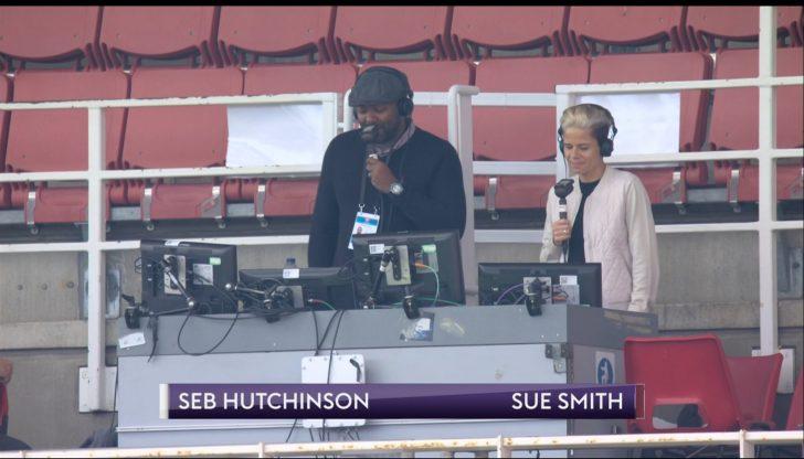 Seb Hutchinson - WSL Sky Sports