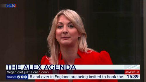 Alex Phillips - GB News Presenter