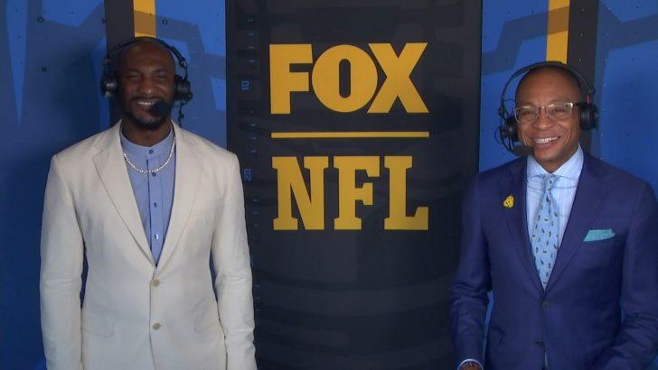 Gus Johnson - NFL on FOX (4)