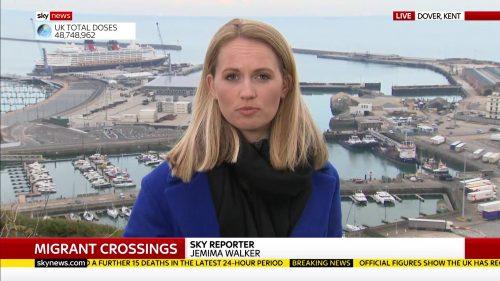 Jemima Walker - Sky News Reporter (3)